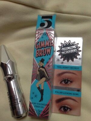 Benefit Gimme Brow. Shade 5. Brand new Authentic product. Full 3g size.