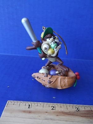"1996 Looney Tunes Collectible ""taz"" Ornament"