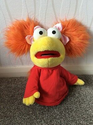 Fraggle Rock Hand Puppet By Manhattan Toy Company (B14)