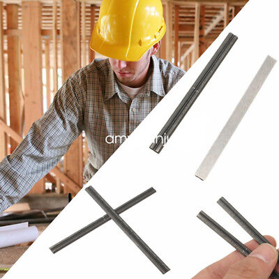 "3-1/4"" Portable Planer knife blades For MAKITA BOSCH DeWalt Ryobi - Set of 2"