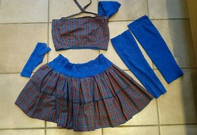 Dance costume,   theatrical,  dressing up age 12/15 womens size 12