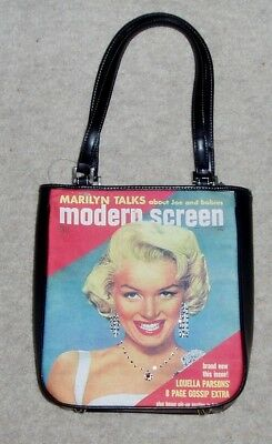 Vintage Novelty Marilyn Monroe Handbag 1980's?