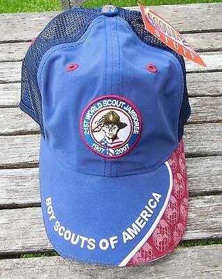 21st World Jamboree 2007 Boy Scouts of America Cap Hat BSA New With Tag