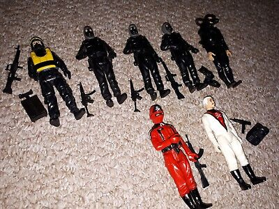 vintage action force figures, palitoy