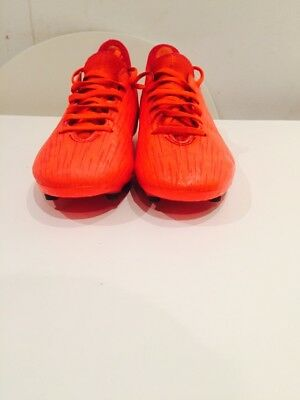 Adidas X 16.3 Football Boots Size 4