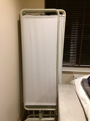 Medical Privacy Screen 4 Panels