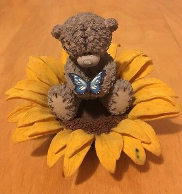 Unboxed Me To You Figurine - Sunflower Surprise - 2008 - Very Rare.