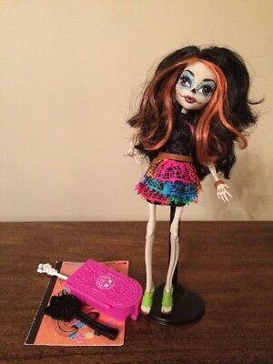 Monster High Doll - Skelita Calavera