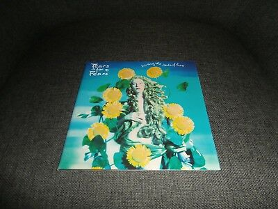 """Tears for Fears Sowing The Seeds of Love 7"""" Limited Edition Poster Sleeve"""