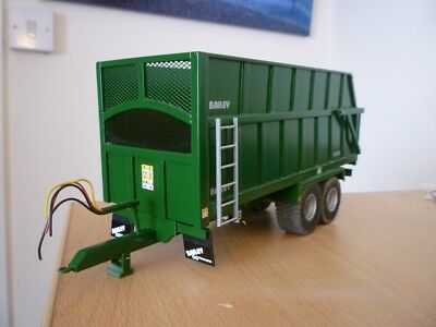 BAILEY  14 ton silage farm trailer  1 32 like wiking and universal hobbies
