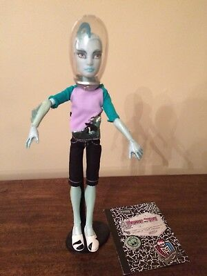 Monster High Doll Gill Webber