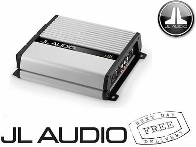 JL Audio JX400/4D 400W 4 Ch. Class D Full-Range Amplifier