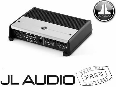 JL Audio XD400/4 400W 4 Ch Class D Full-Range Amplifier