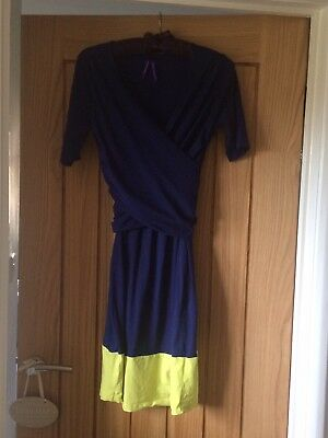 Seraphine Maternity/Nursing Dress Size 8