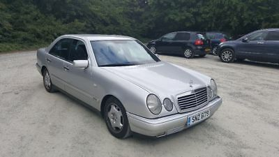 Mercedes Benz 300 TD (Spares or Repairs)