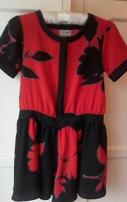 Next girls party playsuit age 8
