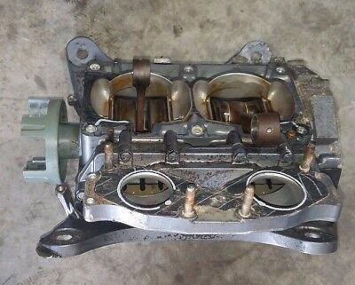Yamaha wave runner GP XL 760 crankcase crank case engine block 64X shaft