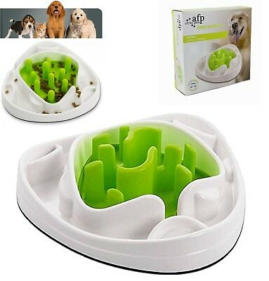Dog Puppy Food Treat Maze All For Paws AFP Interactive Toy Game 28 x 28 x 8cm