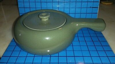 Russel Wright Steubenville Covered Soup Vegetable Casserole Serving Dish Exc Con