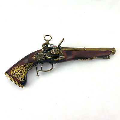 Denix Replica 18th Century Catalonian Flintlock Pistol Ref# 1267