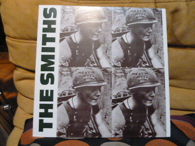 The Smiths Meat is murder LP