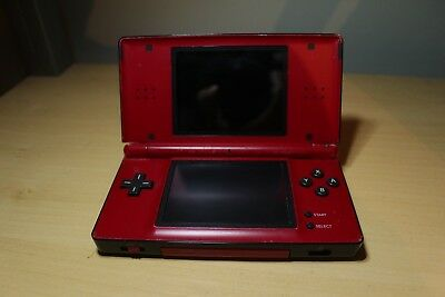 Nintendo DS Lite Black and Red Handheld System  (Console Only)