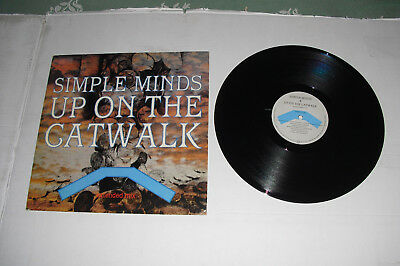 """Simple Minds     - Up On The Gatwalk  - Ep 12"""" Mix"""