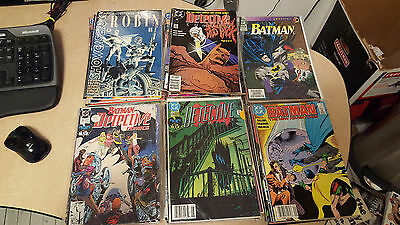 Batman and Related Comic Book Collection 99 Issues