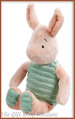 My First Piglet Plush Toy Official Disney Classic Winnie The Pooh Gift 0+ New
