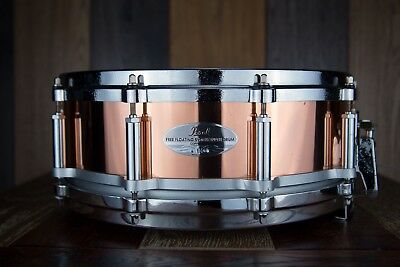 Pearl Fc1450 14 X 5 Free Floating Copper Snare Drum (Pre-Loved)