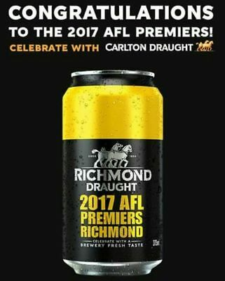 Richmond Draught 6 × pack - LIMITED EDITION Carlton Draught