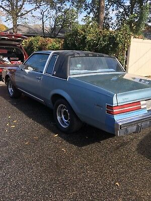 1985 Buick Grand National LIMITED BUICK REGAL LIMITED *** NATIONAL DRIVETRAIN ***