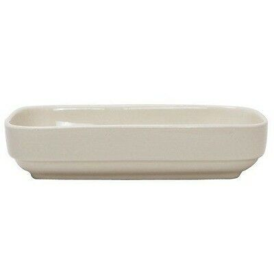 Tuxton Healthcare HP1-06A Eggshell 17 oz Cold China Side Dish 12/Case