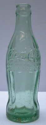 Vintage Territory of Kauai, Hawaii Dec. 23 1923 Coca Cola 6oz Bottle