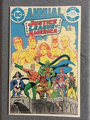 Justice League of America Annual 21st Vibe & Gypsy NM HIGH GRADE!!