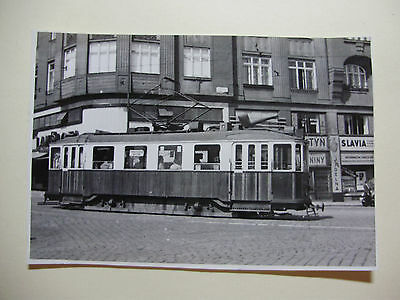 CZE167 - BRNO CITY TRAMWAYS - TRAM Photo - Czech Republic