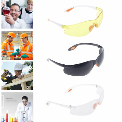 Eye Protection Protective Safety Riding Goggles Glasses Work Lab Dental Great