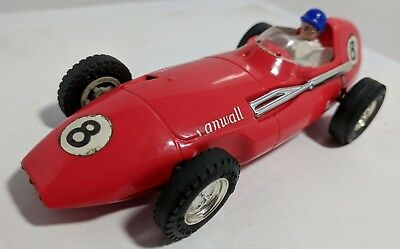 SCALEXTRIC 1960S VANWALL (made in the UK)