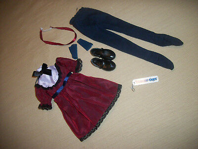 Tonner Wilde Maudlynnemacabre Doll Outfit New 16''
