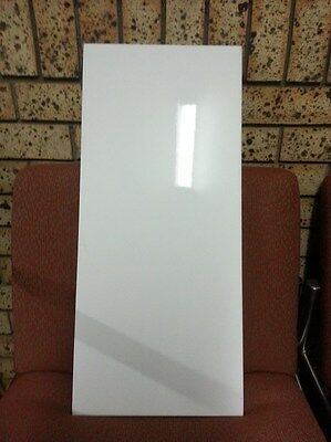 NEW GLOSS WHITE Kitchen Cabinet Door 717x297mm Suits Wall cabinet Base cabinet