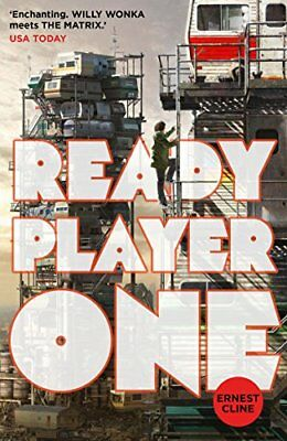 Ready Player One by Ernest Cline New Paperback Book