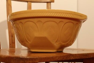 VINTAGE T.G.GREEN GRIPSTAND ENGLAND MIXING BOWL #491517 12inch/30.3cm