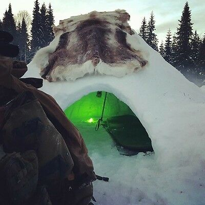 8 day ultimate survival course in Sweden