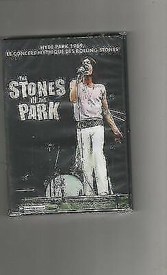 Dvd  The Rolling Stones  The Stones In The Park