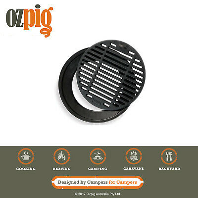 Ozpig Chargrill and Drip Tray Set