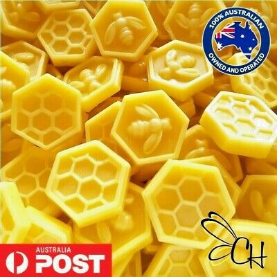 100% Australian Beeswax Cosmetic Food Grade Organic Direct from the Beekeeper