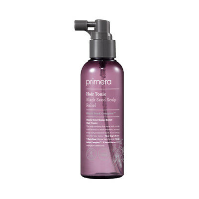 [Primera] Black Seed Scalp Relief Hair Tonic - 150ml / Free Gift