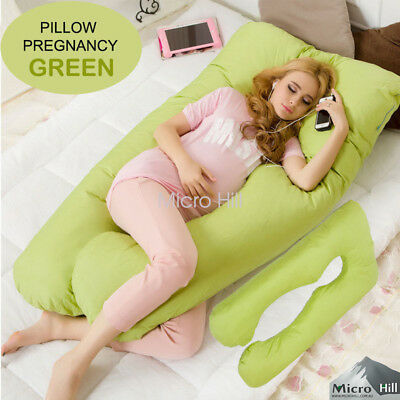 Plus size Soft U Shape Maternity Body Pillow Pregnant Sleepers Support Pregnancy