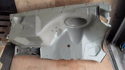 Volvo wheel arch left front complete Volvo 240 244 245 New Old Stock 1382325