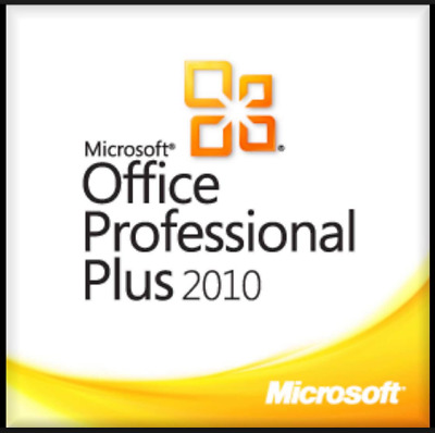 Office Professional Plus 2010 lifetime key + download link + same day delivery